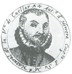 Antonio de Herrera y Tordesillas, cronista real