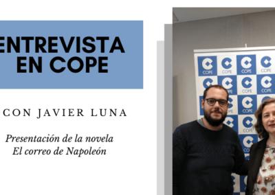 EL CORREO DE NAPOLEÓN EN LA COPE